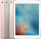 Apple iPad Pro (9.7 inch)- Wi-Fi - Cellular -Space Gray, Silver, Rose Gold, Gold