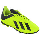 Adidas X18.4 FxG J Football Boots Moulded Studs Junior Soccer Shoes DB2420