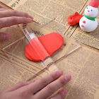 Fimo Acrylic Roller Transparent  DIY Craft Molding Rolling Tool Approx 20cm image