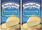 Martha White Cornbread or Muffin Mix Pick 1 Choose any Flavor Buy More & Save $