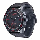 Alpinestars Tech Watch 3H Black Red With Black Strap New