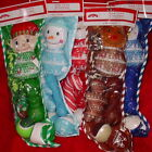 HOLIDAY TIME CHRISTMAS DOG STOCKING  6 TOYS  FOR SM/MED DOGS  5 TO PICK FROM