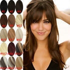 18inch 70g full head clip In 100% remy real  human hair extensions   7pcs/Set