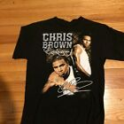 Vintage Chris brown exclusive  Cotton Black Men S-234XL T-shirt L1905 image