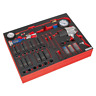 More images of Sealey TBTP08 Tool Tray with Impact Wrench, Sockets & Tyre Tool Set 42pc