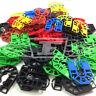 More images of 240 PLASTIC HORSESHOE PACKING SHIMS LIGHT & HEAVY WINDOW PACKER SPACER WEDGES