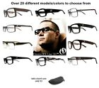 New Electric Visual Rx Prescription Eyeglasses Frames Mens Msrp$140