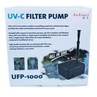 Jebao All In One Pond Filter Fountain Pump With UV Clarifier Light