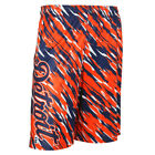 Detroit Tigers MLB Repeat Print Polyester Shorts By Forever Collectibles on Ebay