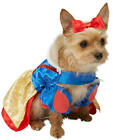 Snow White Dog Fancy Dress Disney Princess Pet Puppy Animal Costume Outfit
