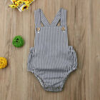 Summer Newborn Baby Girl Boy Romper Bodysuit Jumpsuit Sunsuit Clothes One-Pieces