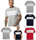 Tommy Hilfiger Men's ringer Short Sleeve Regular Fit 100% Cotton Polo t-Shirt