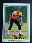 1981 Donruss Baseball Cards Complete Your Set You U Pick From List 1-200