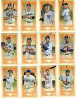 2020 Topps Gypsy Queen Auto Parallel Insert Pick Card Player Complete Your Set