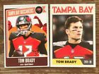 TOM BRADY 2020 Tampa Bay BUCCANEERS Football ** Pick a Card ** $7.95 USD on eBay