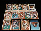 1990 Panini Cincinnati Bengals Assorted Stickers ....... use the drop down menu $1.49 USD on eBay