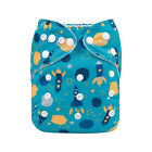 🔥 ALVABABY🔥Baby diapers Cloth Pocket Diapers Reusable Washable Nappies Cover
