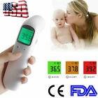 Digital Thermometer Infrared Forehead Nontouch Temperature Gun For Baby Adult
