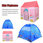 Kids Play Tents Playhouse Indoor Game House Playing Stage For Children 2 Colors