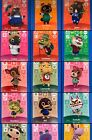 NEW Animal Crossing amiibo Cards- Series 1- Nintendo US- U PICK CARDS 001-100 $3.95 USD on eBay
