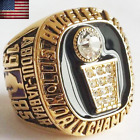 1985 Los Angeles Lakers Championship Ring #ABDUL-JABBAR NBA Champions Size 11 on eBay