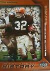 2005 Upper Deck ESPN This Day in Football History #12 Jim Brown $2.98 USD on eBay