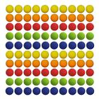 Round Compatible For Nerf Rival Apollo Toy Gun Refill Bullet Balls 100pcs