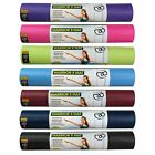 Yoga Mad Yoga Mat Warrior II 4mm Eco Friendly Non-Slip Fitness Exercise Mat