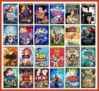 Disney Pixar DVD Movies Lot