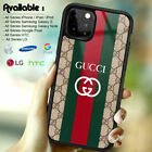 Case iPhone 8 X XR XS Guccy69xCases 11 Pro Max/Samsung Galaxy S20 Note 10 Strip