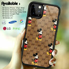 Case iPhone 8 X XR XS Guccy74xCases 11 Pro Max/Samsung Galaxy S20 Note 10Mickey4