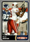 2003 Topps Total Silver San Diego Chargers Football Card #290 David Boston $0.99 USD on eBay