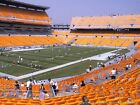 Kyпить 2 TICKETS DENVER BRONCOS @ PITTSBURGH STEELERS 9/20 *Sec 105 Row P* на еВаy.соm