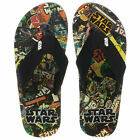 Star Wars Retro Comic Sandals Multi-Color $24.98 USD on eBay