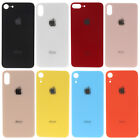 For Iphone 8 11 X Xs Max Battery Cover Glass Rear Back Door Replacement Big Hole