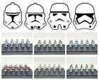 Star Wars Minifigures Lot Stormtrooper Clones Army Building Sets - USA SELLER $19.99 USD on eBay