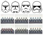 Star Wars Minifigures Lot Stormtrooper Clones Army Building Sets - USA SELLER