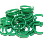 GARDENING EXPANDING PLANT RING - PLANTS SUPPORT RINGS GROWERS TIE FIXING GARDEN