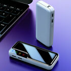 20000000mAh Portable External Battery Charger Dual USB Power Bank for Cell Phone