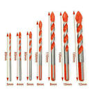 7pc Multifunctional Drill Bits Ceramic Glass Ultimate Punching Hole Working Sets