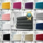 4 Pieces Egyptian Cotton Towels Large Bath Sheet Super Soft Towel Bale Set