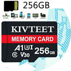 2020 New Ultra Memory Card 256GB Class10 Flash TF 98MB/s for Phone  Camera