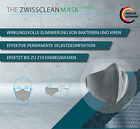 Schutzmaske antibakteriell, antiviral - Made in Germany -