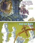 ROGER ZELAZNY VAUGHN BODE (Grant) - Way Up High HC - Here There Be Dragons HC