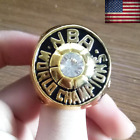 1980 Los Angeles Lakers Championship Ring NBA Champions #JOHNSON Size 8-12 on eBay