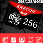 KRECOO Ultrathin Micro Memory Card TF Flash 108MB/S Fast Camera Car Adapter New
