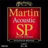 More images of Martin SP 928 Acoustic Guitar Strings - Phosphor Bronze Wound Light, .012 - .0