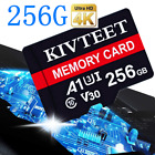 256GB Ultra Micro Memory Card Class10 Flash TF 108MB/s for Phone Tablet Camera