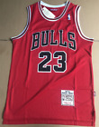 NEW NWT #23 Michael Jordan Men's/Youth Chicago Bulls Stitched Red Jersey on eBay