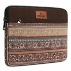 """DOMISO Laptop Sleeve Case 14"""" Bag for Macbook Air Pro 10-13.3 inch Notebook Dell"""